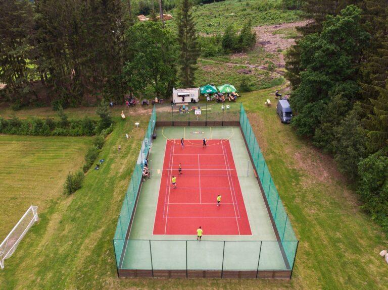 Nohejbalový turnaj o putovní pohár starostky obce Cejle 13.6.2020